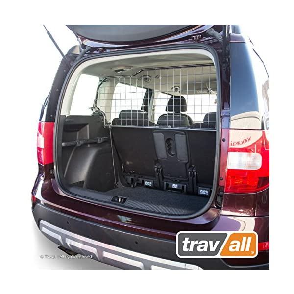 Travall Guard TDG1248 - Vehicle-Specific Dog Guard 2