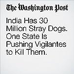 India Has 30 Million Stray Dogs. One State Is Pushing Vigilantes to Kill Them. | Rama Lakshmi