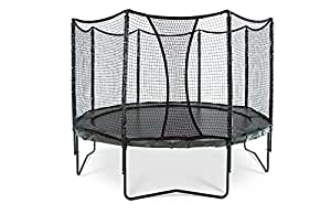 AlleyOOP 12' VariableBounce Trampoline with Enclosure | Premier Performance and Safety Features