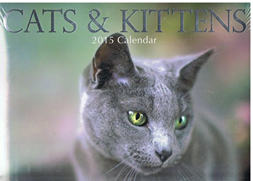 Cats & Kittens 2015 Calendar