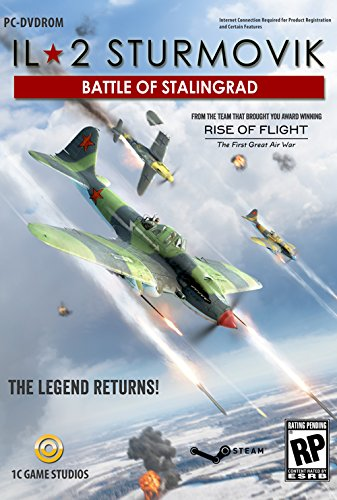 Picture of an IL2 Sturmovik Battle of Stalingrad 860913000050
