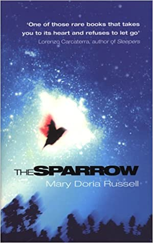 Image result for the sparrow book cover