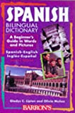 Spanish Bilingual Dictionary, Gladys C. Lipton and Olivia Munoz, 0764102818