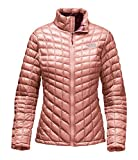 The North Face Women's Thermoball Full Zip Jacket (Small, Rose Dawn)