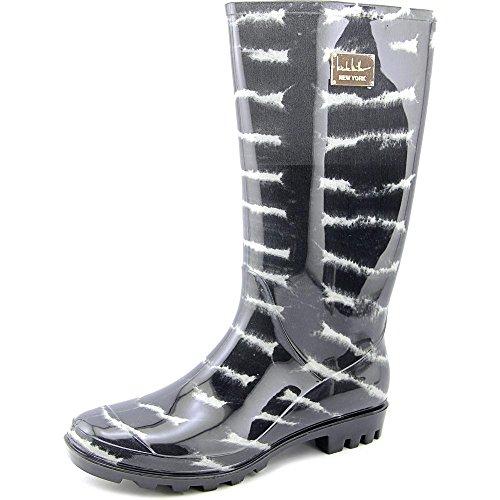 nicole-miller-new-york-rainyday-women-us-8-brown-rain-boot