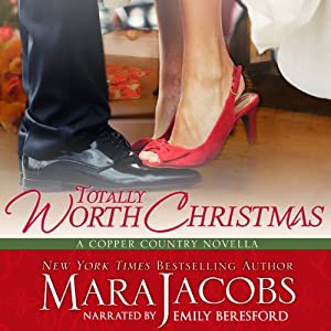 Totally Worth Christmas Audiobook