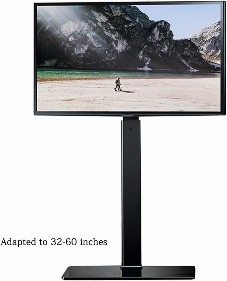 Xinjin Estante de TV, Estante de Piso de TV LCD, Estante de exhibición Vertical Universal de Pantalla de TV, Adecuado para Estante de TV Dentro de 32-65 Pulgadas: Amazon.es: Hogar