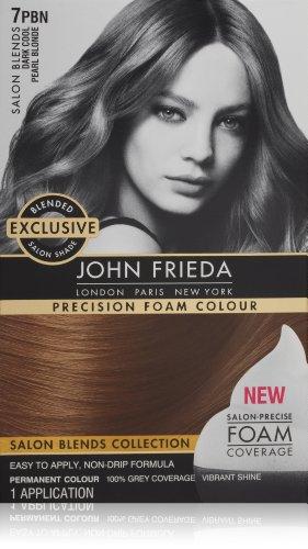 John Frieda Precision Foam Colour, Dark Cool Pearl Blonde