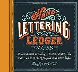 Hand-Lettering Ledger, , 1452125589