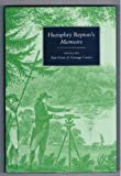 img - for Humphry Repton's Memoirs book / textbook / text book