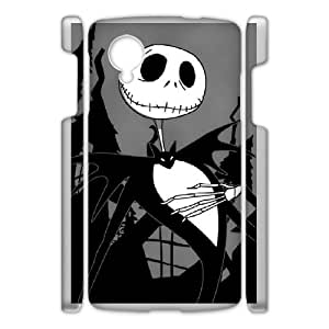 DIY Printed The Nightmare Before Christmas hard plastic case skin cover For Google Nexus 5 SNQ361899