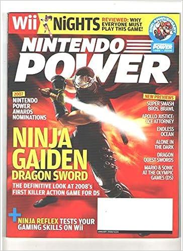 Nintendo Power (January 2008): Chris Slate et al: Amazon.com ...