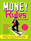 img - for Money Rules book / textbook / text book