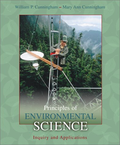Principles of Environmental Science: Inquiry & Applications w/OLC Password Code Card pdf epub