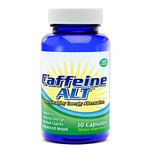 Quit Caffeine Aid (Caffeine Alternative) for Natural Energy / Clarity / Focus