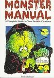 Monster Manual, Erich Ballinger, 0822597713