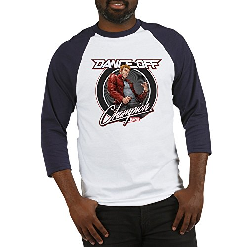 Champ 3/4 Sleeve Raglan Shirt - CafePress GOTG Dance Champ - Cotton Baseball Jersey, 3/4 Raglan Sleeve Shirt