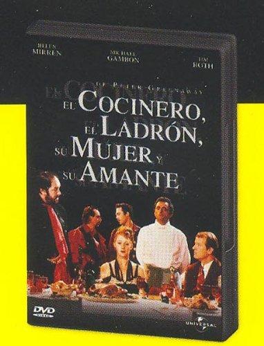 El Cocinero, El Ladrón, Su Mujer Y Su Amante [DVD]: Amazon.es ...
