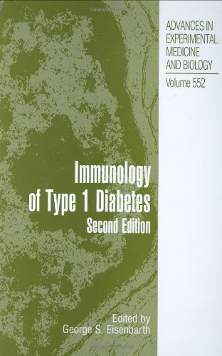 Type 1 Diabetes: Molecular, Cellular and Clinical Immunology (Advances in Experimental Medicine and Biology)