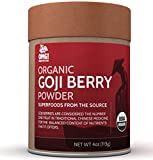 OMG! Superfoods Organic Goji Berry Powder - 100% P...