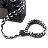 fibgihc 1pcs Chic Hand-made Parachute Rope Camera Wristband Review