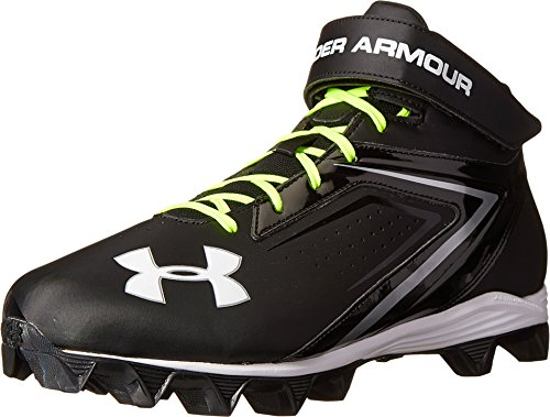 Under Armour Men's UA Crusher RM Football Cleats 11.0 Wide
