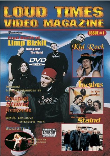 Loud Times Video Magazine, Issue #1