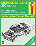 Mercedes-Benz 280, 1977-1981, John Haynes and A. K. Legg, 0856969834