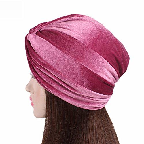 Neaer Women Cancer Chemo Hat Beanie Scarf Turban Head Wrap Cap gorra mujer invierno chemo hats winter cap women Gorras Mujer at Amazon Womens Clothing ...