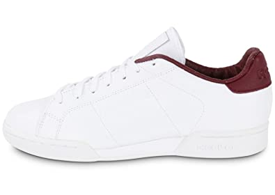 Reebok Mens Mens NPC II EL Trainers in White - UK 12  Amazon.co.uk ... 4fc89e056