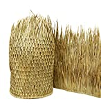 Backyard X-scapes 511-60XL Mexican Palm Thatch Runner, 35'' H x 60' L