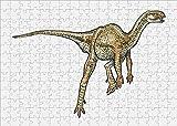 Media Storehouse 252 Piece Puzzle of Illustration of Heterodontosaurus ornithischian Dinosaur (13546123)