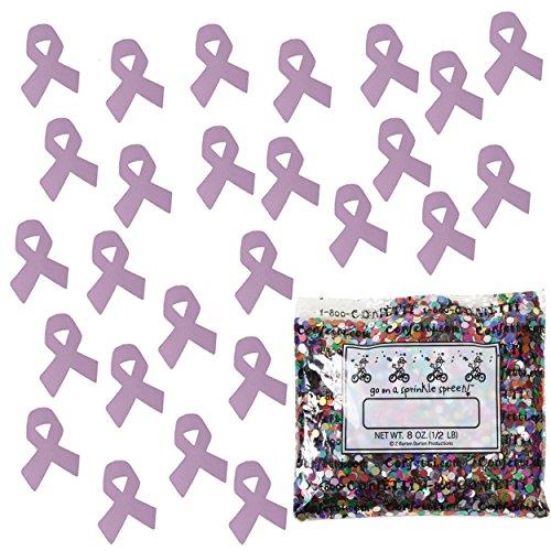 - Confetti Ribbon Aware 1/8