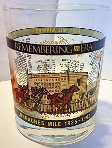 - Longacres Park Remembering An Era 1992 The Last Mile Drink Glass