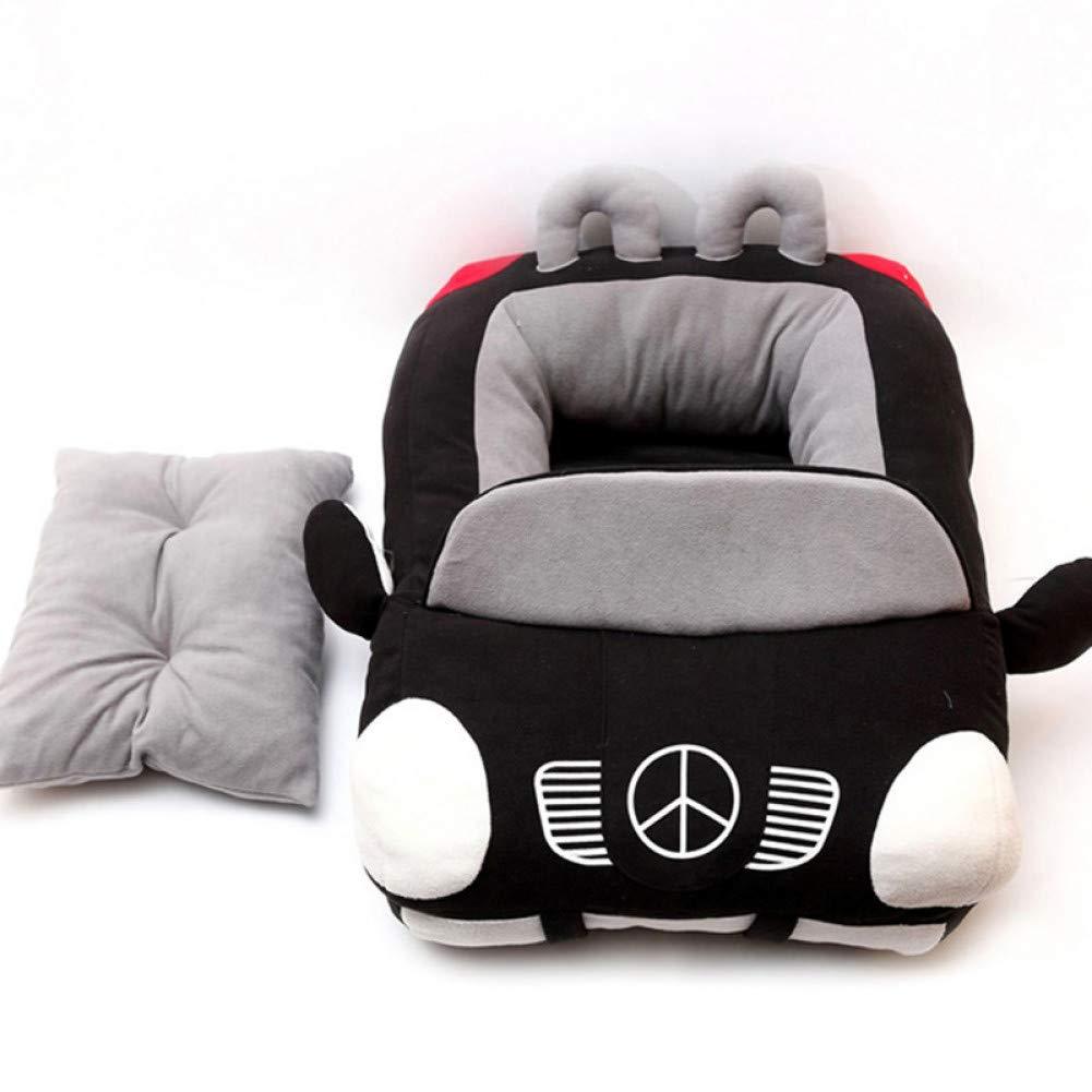 WWSSXX Forma di Auto Fashion Warm Soft Kennel Kennel Kennel Cat Dog House Letti da Compagnia Tappetini Piccola Casa per Cani A Pelo Medio 537d71