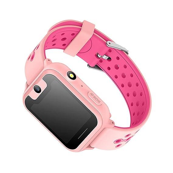 Reloj Inteligente Deportivo 1.54 Pantalla Táctil Podómetro Fitness Tracker Pulsómetro Monitor De Sueño Cámara Bluetooth GPS Seguimiento De Rutas Smartwatch ...