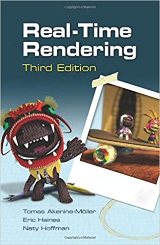 Real Time Rendering Third Edition Tomas Akenine Moller Eric Haines Naty Hoffman 9781568814247 Amazon Books