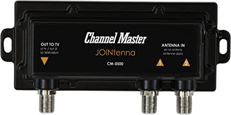 Review Channel Master CM-0500 JOINtenna