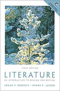 Amazon literature an introduction to reading and writing literature an introduction to reading and writing 6th edition fandeluxe Image collections