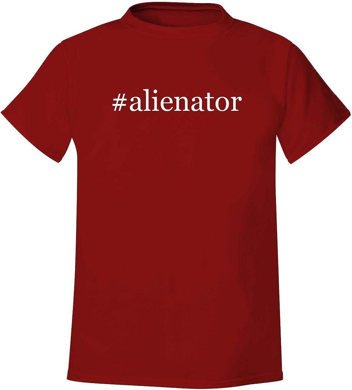 #alienator - Men's Hashtag Soft & Comfortable T-Shirt 513BJkaksuL