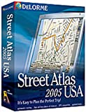 Delorme Mapping Street Atlas USA 2005