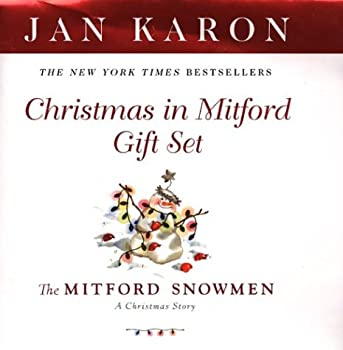 Christmas in Mitford Gift Set: The Mitford Snowmen and Esther's Gift 0670783498 Book Cover