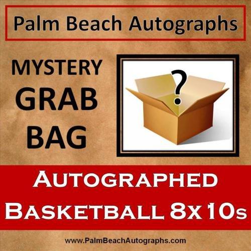 MYSTERY GRAB BAG - NBA/NCAA Basketball Autographed 8x10 Photo - Autographed Ncaa Basketball