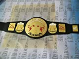 Replica WWF WWE The Rock Brahma Bull Champion Belt Adult Size