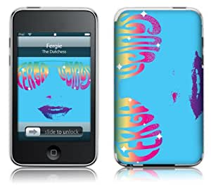 MusicSkins Fergie - Tonos para Apple iPod touch (segunda / tercera generación)