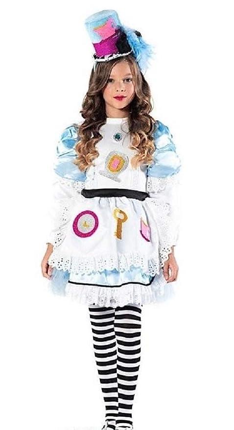Fancy Me Disfraz de Alicia en el País de Las Maravillas, niñas de ...