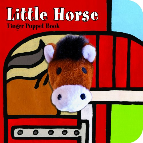 Dollar Die (Little Horse: Finger Puppet Book (Little Finger Puppet Board Books))