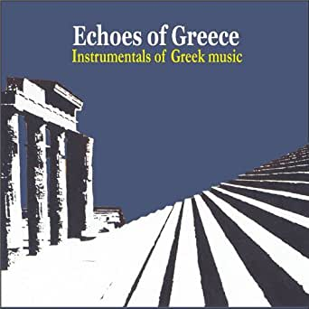 Echoes Οf Greece / Instrumentals of Greek music by Various