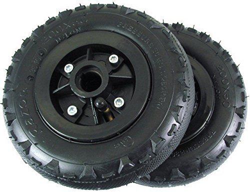 Razor Dune Buggy Rear Wheel Set