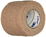 3M Health Care 1582 Self-Adherent Wrap, 2'' x 5 yd. Size, Tan (Pack of 36)